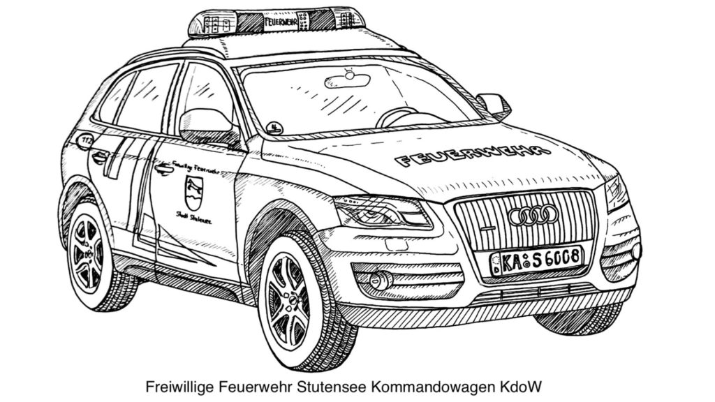 FF Stutensee KDOW Ausmalvorlage 1